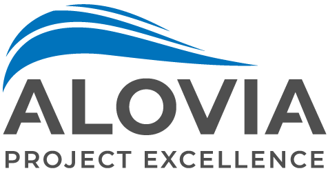 Logo and link for ALOVIA