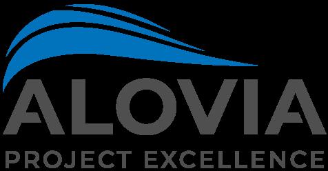 Logo and link for ALOVIA